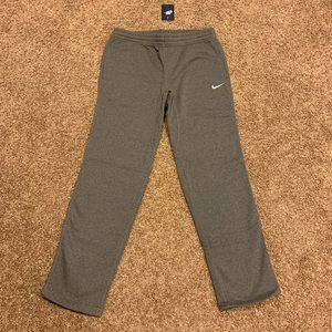 Nike Sweatpants Grey Medium